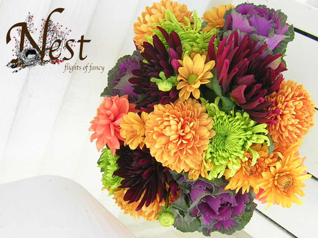 Nest ~ Floral Boutique on Orcas Island in Washington State